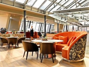 Bellpaper Restaurant im Hyatt Regency Mainz