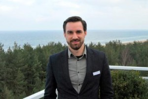 Christian Freier – Chef de Service und Sommelier im Gourmetrestaurant OSTSEELOUNGE