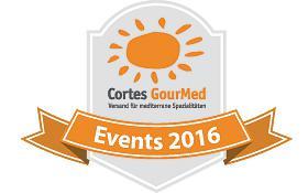 Cortes GourMed – Spezialist für spanische Delikatessen und Weine – präsentiert Veranstaltungsprogramm 2016
