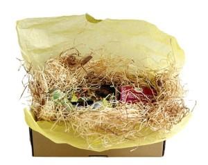 Die erste vollwertig vegane Überraschungs-Box