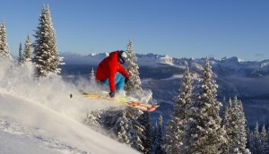 Staubtrockener Pulverschnee in den Colorado Rocky Mountains Bildnachweis: Vail Resorts