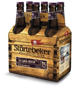 Wärmende Spezialität für die Wintermonate Das Stark-Bier der Störtebeker Braumanufaktur