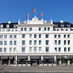 [Foto: Hotel d'Angleterre] Ideal gelegen ist das Hotel d' Angleterre in der dänischen Hauptstadt.