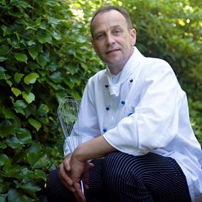 Küchenchef Thomas Hildebrandt
