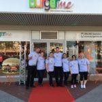 burgerme-Team in Wolfsburg