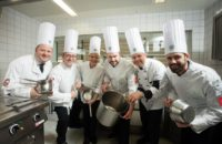 Das L & D-Team tritt am 23. Oktober 2016 bei der IKA Kocholympiade in Erfurt an.