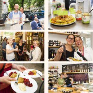 Geschmackvoll: Kulturell-kulinarische Tour durch Hamburg-Eimsbüttel