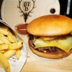 Wildburger mit Fleisch aus bayerischen Revieren