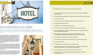"""©ERV Service Ratgeber """"Schritte zur perfekten Gästezufriedenheit"""""""
