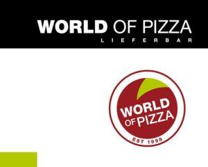 Neues Corporate Design: Geschmack ändert sich, World of Pizza auch