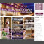 Das Internet lebt: Ellington Hotel Berlin mit neuem online Look