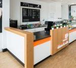Die 100. chicco di caffè-Kaffeebar ging Anfang Oktober in Ingolstadt an den Start.