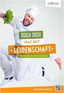 Eine tolle Branche mit vielen Talenten: Job.verliebt ist DAS Portal für Traumjobs in der Gastronomie
