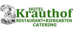 Logo Company Hotel Krauthof Ludwigsburg