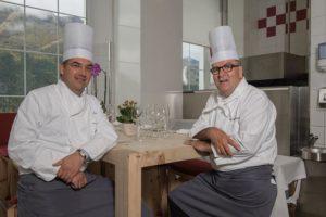 Mauro Taufer und Hans Nussbaumer