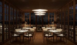Pop-Up-Restaurant ©Kulm Hotel St. Moritz
