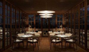 Pop-Up-Restaurant ©Kulm Hotel St. Moritz