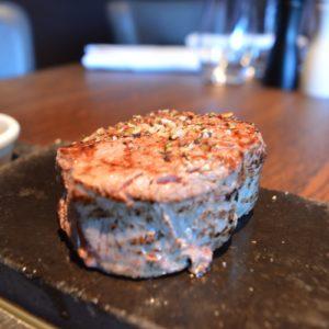Steak von der Range