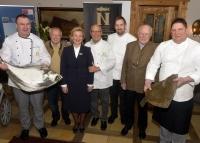 Das Team der Aying Fischwoche (c) Claus Schunk