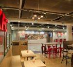 KFC Restaurant Flughafen Düsseldorf