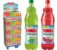 Neu von Punica: Fruchtige Erfrischung mit einem Spritzer Gemüse