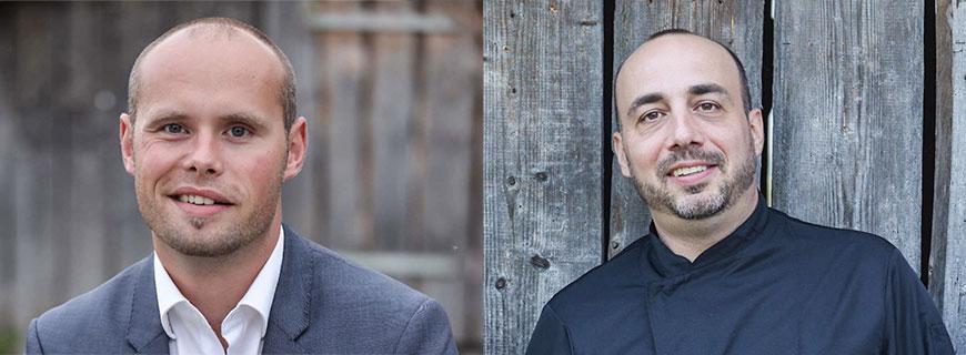 Stefan Köhler und Thilo Bischoff