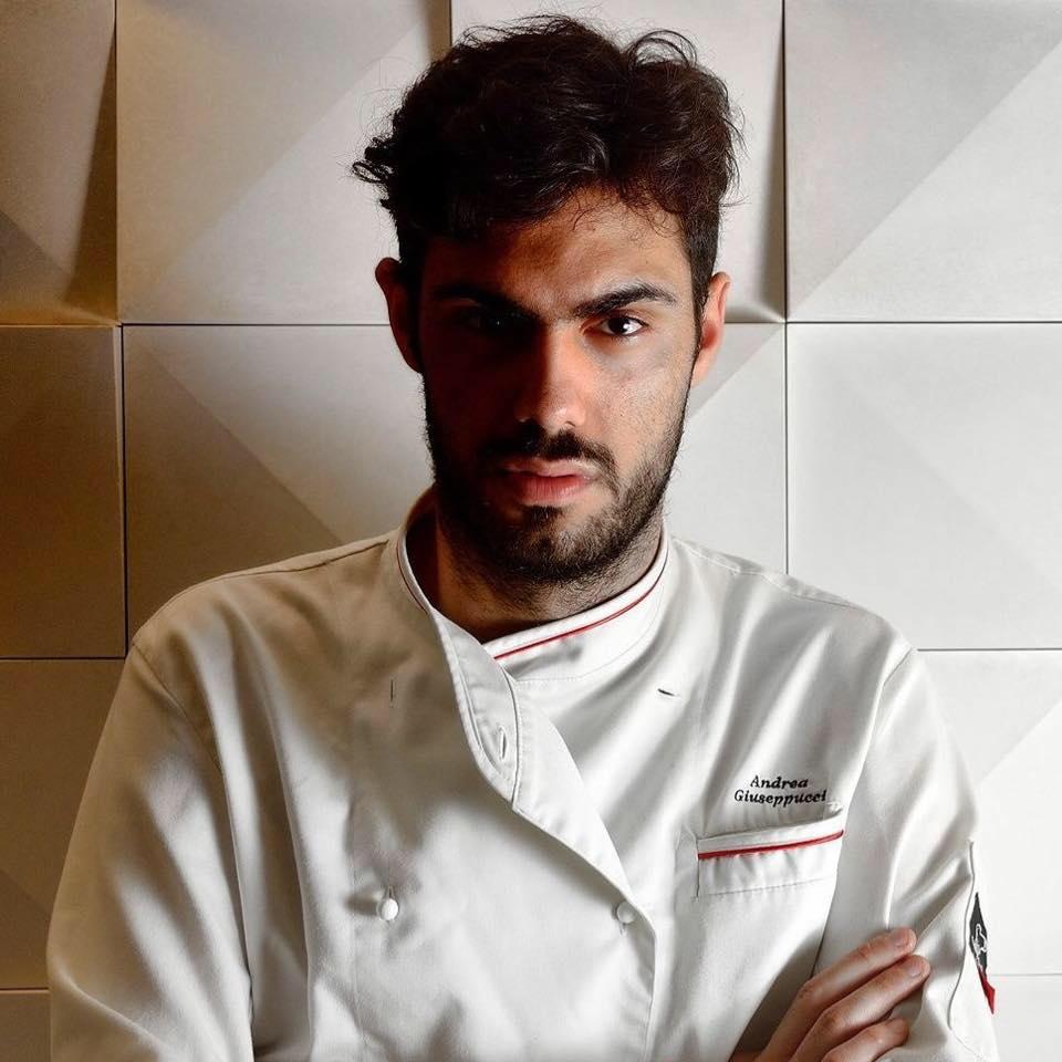 Andrea Giuseppucci zu Gast im Eataly