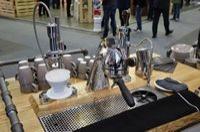 Espressomaschinenkonzept