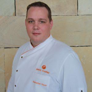 Küchenchef Sebastian Meyer