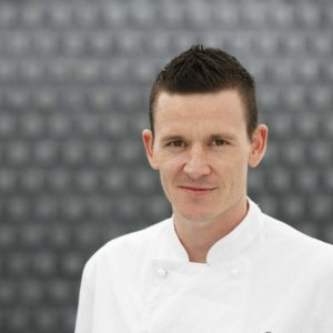 Executive Chef Tino Staub