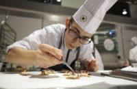Bei der größten Kochkunst-Ausstellung der Welt