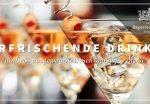 Spektakuläres Cocktail-Menü