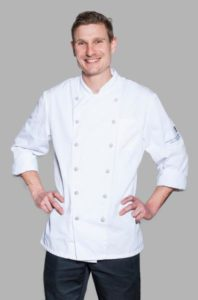 Küchenchef Alexander Prüß