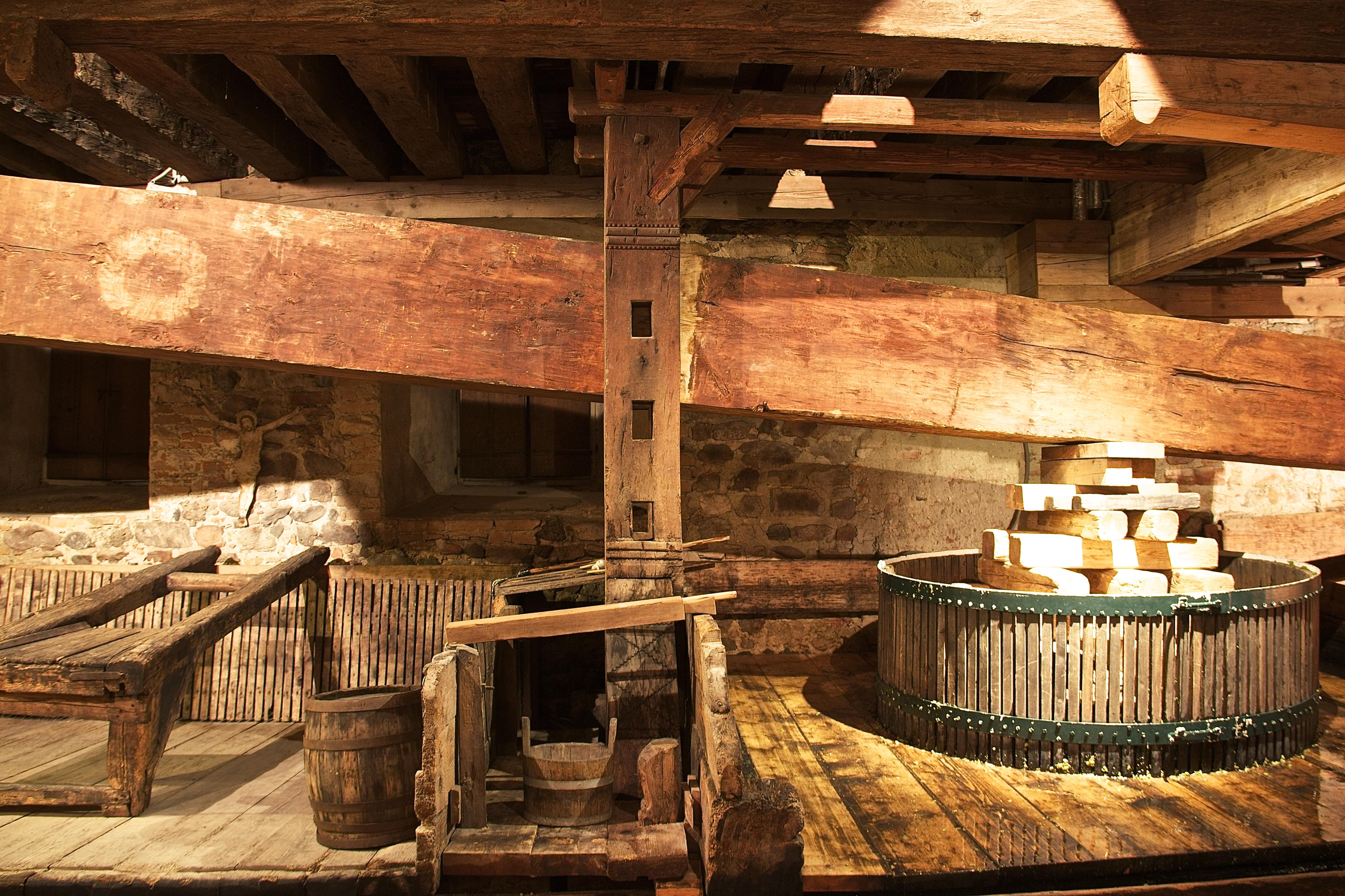 Baumweinpresse