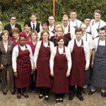 Die Mitarbeiter des Hotel Zumnorde.