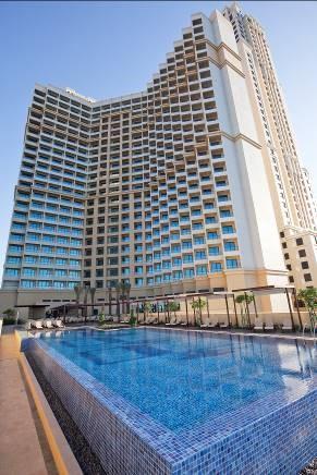 Fünf Sterne für das JA Ocean View Hotel