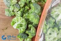 Gemüse für den Winter einfrieren