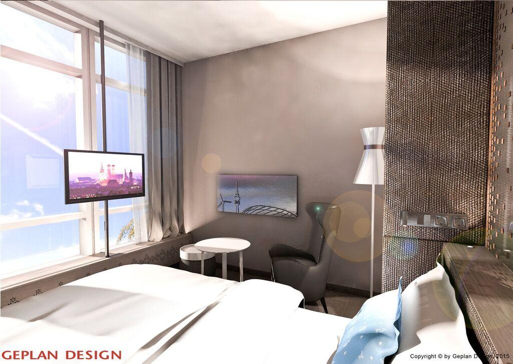Neu in schwabing bayerische gem tlichkeit meets modern for Bayern design hotel