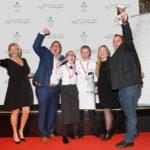 Amuse Bouche Sieger-Team 1. Platz Schloss Fuschl Resort & SPA und Piroska Payer, Amuse Bouche