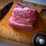 Fleisch Konsum