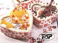 Valentinstag in Bäckerei