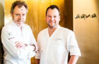 Sven Elverfeld und Jan Hartwig