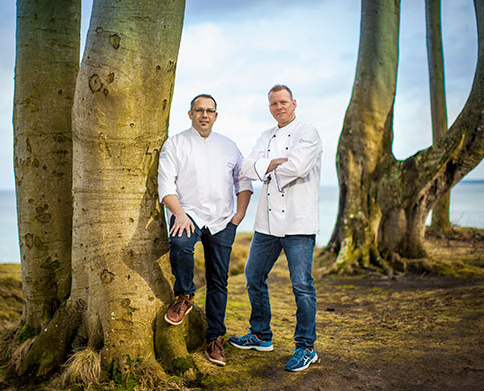 Heiligendamms Chefköche Ronny Siewert und Steffen Duckhorn