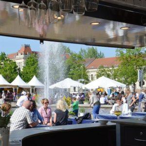 2. Weinmarkt in Potsdam