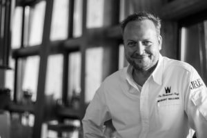 Kärntens bester Koch, Hubert Wallner (3 Hauben) wird mit seiner Küchencrew das Team von Thomas Bühner im Rahmen der See.Ess.Spiele unterstützen.