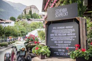 Genuss-Veranstaltungen 2018 in Schenna. Bildnachweis: Tourismusverein Schenna/Hannes Niederkofler