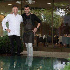 AquaX - Gert de Mangeleer zu Gast bei Sven Elverfeld im The Ritz-Carlton, Wolfsburg