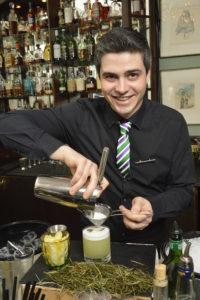 Deutscher Cocktailmeister, Paul Thompson, Althoff Grandhotel, Schloss Bensberg