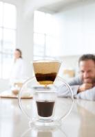 Duo-Filtersystem von Leonardo Kaffee