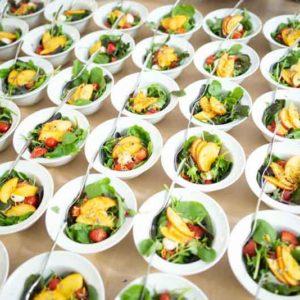 KAISERSCHOTE lieferte Catering
